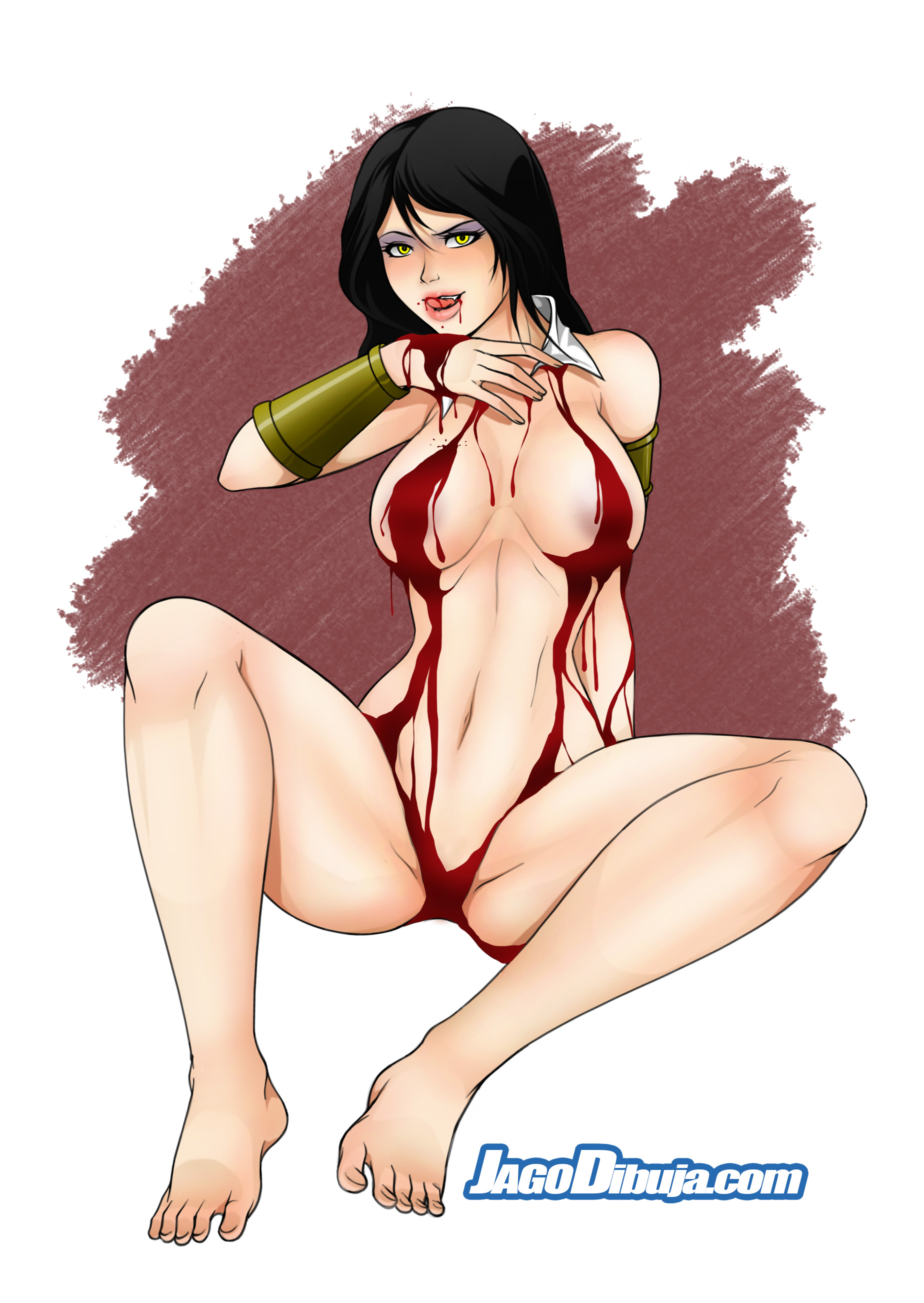 vampirella color